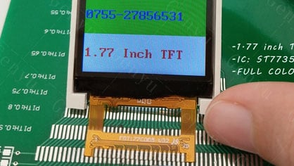 How to Hand Solder an LCD FPC/FFC Connector?