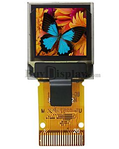 0.6 inch Micro Color OLED Display Panel RGB 64x64 SSD1357 SPI