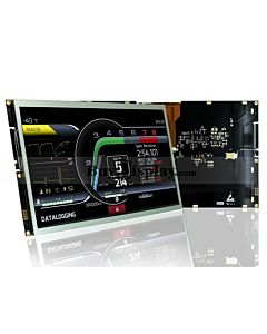 10.1 inch 1024x600 TFT LCD Display Touch Screen SPI I2C