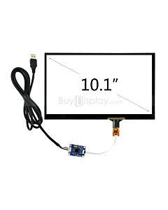 10.1 inch USB Capacitive Touch Panel Screen Controller for Rasperry PI