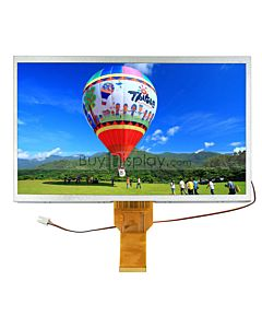 1024x600 TFT LCD Display Module 10.1 inch 50 Pins