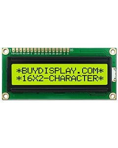 1602  LCD Module HD44780 16x2 Displays Characters,