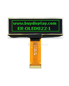 2.2 inch Green OLED SSD1305 128x32 SPI Display Module Serial I2C