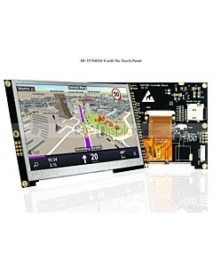 40 Pin 5 TFT LCD Display Module 480x272 SSD1963