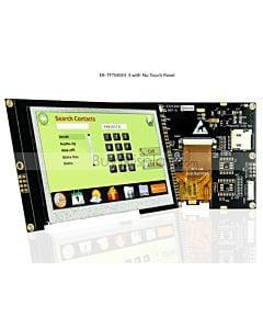 4.3 inch 480x272 Serial SPI I2C TFT LCD Module Display,RA8875