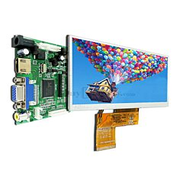 5 HDMI Touchscreen TFT LCD Module Display VGA,Video Driver Board