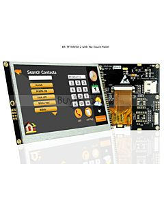 5 inch 480x272 Serial SPI I2C TFT LCD Module Display,RA8875