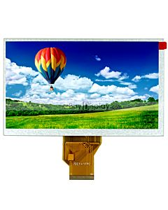 7.0 inch TFT 7 LCD Display Module WVGA 800x480,AT070TN90,AT070TN92