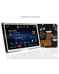 7 TFT LCD Display Module 800x480 SSD1963