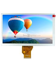 8 inch TFT LCD Display Module Screen WVGA 800x480,AT080TN64,AT080TN52
