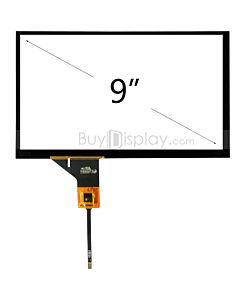 2.8 inch Capacitive Touch Panel with Controller FT6206