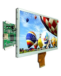 9 inch Raspberry Pi Touch Screen TFT LCD Display with HDMI Driver Board