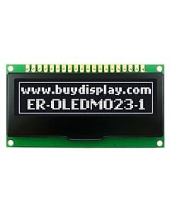 Arduino 2.2 inch 128x32 OLED Breakout Board Module Display,White on Black