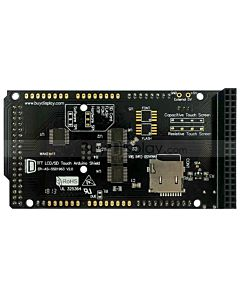 Arduino Shield for TFT LCD with SSD1963 Controller Compatible with MEGA,DU