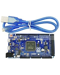 DUE R3 Board SAM3X8E 32-bit ARM Cortex-M3 for Arduino wUSB Cable