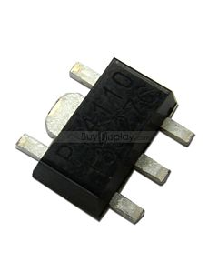 LED Backlight Driver IC Chip PT4110 in SOT-89-5 Package