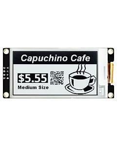 Black 2.6 inch e-Paper Display Module