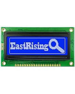 Blue 128x32 SPI Graphic LCD Display Module,Built-in Character ROM
