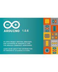Classic Arduino IDE 1.0.6