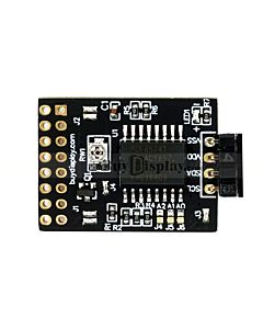 Double Row Adapter Board IIC I2C Serial Interface for Character Display