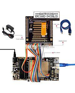 ER-DBC1602-3_MCU 8051 Microcontroller Development Board&Kit for ERC1602-3