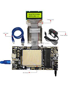 ER-DBM1202-1_MCU 8051 Microcontroller Development Board&Kit for ERM1202-1
