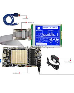 ER-DBM320240-1_MCU 8051 Microcontroller Development Board&Kit for ERM320240-1