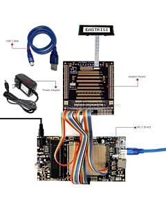 ER-DBM801-1_MCU 8051 Microcontroller Development Board&Kit for ERM801-1