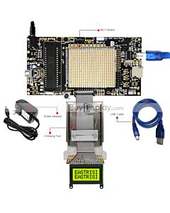 ER-DBM802-1_MCU 8051 Microcontroller Development Board&Kit for ERM802-1