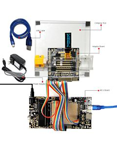 ER-DBO0.91-1_MCU 8051 Microcontroller Development Board&Kit for ER-OLED0.91-1