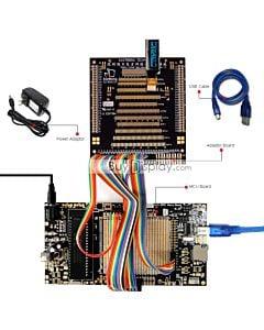 ER-DBO0.91-3_MCU 8051 Microcontroller Development Board&Kit for ER-OLED0.91-3