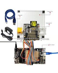 ER-DBO015-3_MCU 8051 Microcontroller Development Board&Kit for ER-OLED015-3