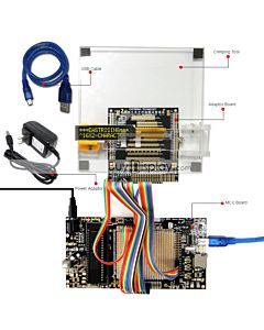 Demonstration Board and Development Kit for ER-OLEDM1602-4