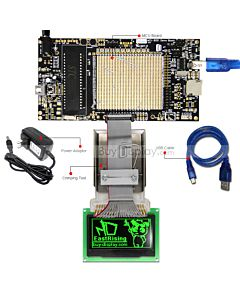 ER-DBOM024-1_MCU 8051 Microcontroller Development Board&Kit for ER-OLEDM024-1