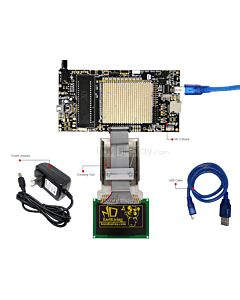 ER-DBOM024-2_MCU 8051 Microcontroller Development Board&Kit for ER-OLEDM024-2  1