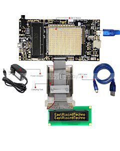 ER-DBOM1602-4_MCU 8051 Microcontroller Development Board&Kit for ER-OLEDM1602-4