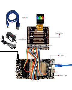 8051 Microcontroller Development Board&Kit for ER-TFT022-1