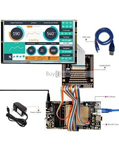 8051 Microcontroller Development Board&Kit for ER-TFTM090-1
