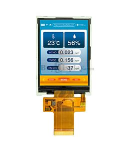 ER-TFT032A3-3 with No Touch Panel Screen