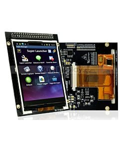 ER-TFTM032-3 240x320  Screen 3.2-TFT LCD Module Display Arduino Library