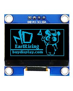 Serial SPI I2C Blue 1.3 inch Arduino,Raspberry Pi OLED Display 128x64