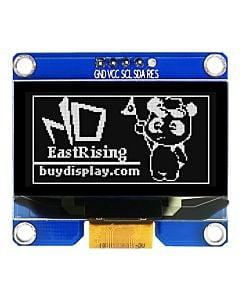 I2C White 1.5 inch OLED Display Module 128x64 Arduino,Raspberry Pi