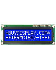 Low-Cost 1602 16x2 Big Charcter LCD Module Display Blue White Color