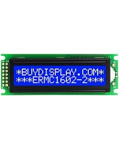 Low-Cost 1602 16x2 Charcter LCD Module Display Blue White Color