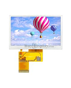 Low Cost TFT Display 4.3 inch LCD Module