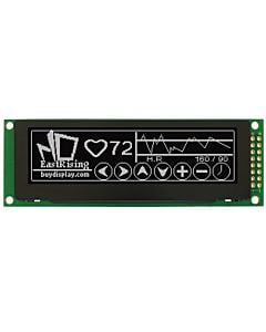 Serial OLED Module Price 3.2 Display 256x64 Screens White on Black
