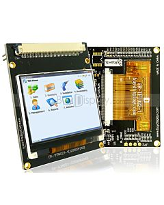 Serial SPI 2.3 inch TFT LCD Display Breakout Board,ILI9432,320x240