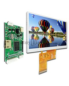 TFT LCD Display 5 inch HDMI for Raspberry Pi with Driver Board