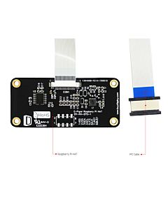 Universal e-Paper e-Ink Display Panel Driver HAT for Raspberry Pi