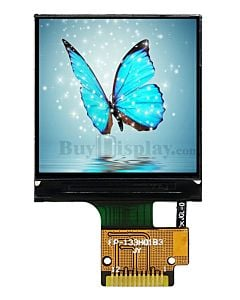 Wide Angle 1.3 inch 240x240 Color IPS TFT Display ST7789  Controller